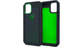 Razer Arctech Pro Black for iPhone 12 mini, Thermaphene Cooling Technology, Drop-Certified, Anti-Bacterial Coating