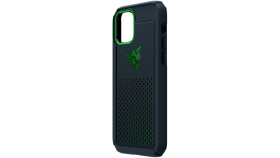 Razer Arctech Pro THS Edition Black Gold for iPhone 11, Utimate Scratch Protection, ireless Charging Compatible, Uhindered Network Connection, Thermaphene Layer