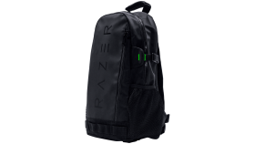 "Rogue Backpack (13.3""), Tear proof and water resistant exterior, TPU padded scratch proof interior, Dedicated laptop compartment, Made to fit the Razer Blade Stealth and 13.3"" notebooks"