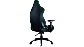 Razer Iskur, Gaming Chair, PVC Leather, 5-star metal powder coated base, 4D armrests, 6 cm Caster Wheel, 4 class gas lift, High Density Molded Foam, Fully Sculpted Lumbar Support, Recommended weight < 130 kg