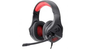Геймърски слушалки с микрофон Redragon Theseus H250-BK