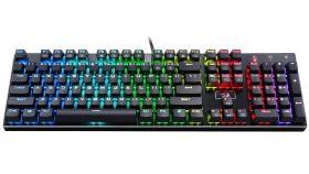 Клавиатура Redragon Devarajas RGB Gaming с подсветка K556RGB-BK