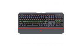 Геймърска клавиатура Redragon Andromeda K558 Rainbow LED