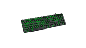 Геймърска клавиатура Redragon T-DAGGER T-TGK107 Liner Black Mech