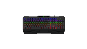 Механична геймърска клавиатура Redragon T-Dagger Battleship Rainbow T-TGK301