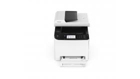 Мултифункционално цветно лазерно устройство RICOH SP C261SFNw,ADF, WiFi