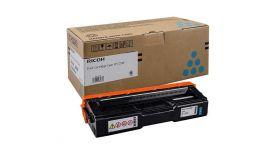 Тонер касета Ricoh SPC252E, 4000 копия, 40731-C262SFNW, Cyan