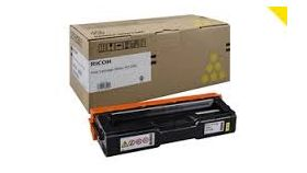 Тонер касета RICOH Print Cartridge Yellow  SPC240E, 2300 копия