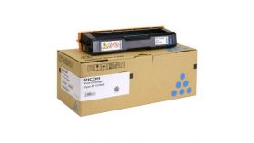 Тонер касета RICOH Print Cartridge Cyan SPC310HE, 6600 копия,407637- C320DN/C342DN