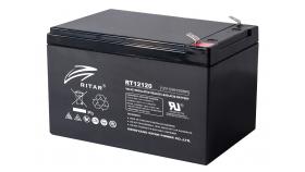 Оловна Батерия (RT12120) AGM  12V / 12 Ah - 151 / 98 / 95mm терминал2 RITAR