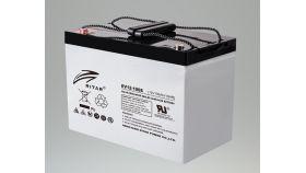 Оловна Гелова Батерия RITAR (EV12-100S) 12V / 100Ah 306/ 168/ 229 mm GEL EV