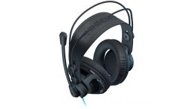 ROCCAT Renga - Studio Grade Over-ear Stereo Gaming Headset,MIC & INLINE REMOTE,DRIVER UNITS Measured Frequency response: 20?20000Hz,Impedance:32?,Max. SPL at 1kHz:110dB,Drive diameter:50mm,Driver unit material:Neodymium magnet