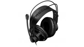 ROCCAT Renga Boost - Studio Grade Over-ear Stereo Gaming Headset, Measured Frequency response: 20~20000Hz, Impedance:32?, high quality audio with deep bass, snug-fit design for enhanced comfort