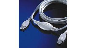 VALUE 11.99.9194 :: USB 2.0 кабел за връзка, 1.8 м