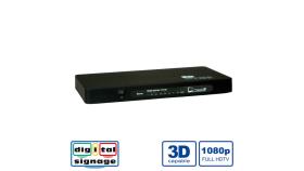 ROLINE 14.99.3507 :: VALUE HDMI видео сплитер, 8-портов