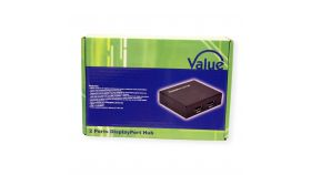 ROLINE 14.99.3590 :: VALUE Display Port сплитер (Hub), 2 порта