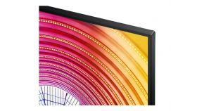 SAMSUNG LS24A600NWUXEN 24inch IPS WQHD 16:9 2560x1440 1000:1 4ms Pivot HDMI/DP 90W LAN USB3-HUB VESA 100 black