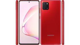 Smartphone Samsung SM-N770F GALAXY Note10 Lite 128GB Dual SIM, Red