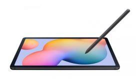 "Tablet Samsung SM-P615 GALAXY Tab S6 Lite, 10.4"" Super AMOLED, 64GB, LTE, Blue"