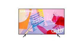 "Samsung Smart TV 43"" 43Q60T 4k QLED, 3840 x 2160, 3100 PQI, HDR 10+, Dolby Digital Plus, DVB-T2CS2, PIP, 4xHDMI, 2xUSB, LAN, Wireles"