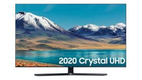 """Samsung Smart TV 43"""" 43TU8502 4k UHD LED, 3840 x 2160, 2100 PQI, HDR 10+, Dolby Digital Plus, DVB-T2CS2, PIP, 3xHDMI, 2xUSB, LAN,"
