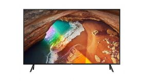 "Samsung Smart TV 43"" 43Q60R 4k QLED, 3840 x 2160, 2400 PQI, HDR 10+, Dolby Digital Plus, DVB-T2CS2 x 2, PIP, 4xHDMI, 2xUSB, LAN, Wireless, Bluetooth Audio, Bixby, Alexa, Google Assist, Charcoal Black"