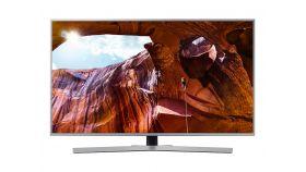 "Samsung Smart TV 43"" 43RU7472 4k UHD LED, 3840 x 2160, 2000 PQI, HDR 10+, Dolby Digital Plus, DVB-T2CS2, PIP, 3xHDMI, 2xUSB, LAN, Wireless, Bluetooth Audio, Bixby, Dark Silver"