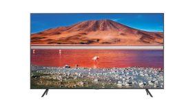 "Samsung Smart TV 70"" 70TU7172 4k UHD LED, 3840 x 2160, 2000 PQI, HDR 10+, Dolby Digital Plus, DVB-T2CS2, PIP, 2xHDMI, 1xUSB, LAN, Wireless, Bluetooth, Carbon Silver"