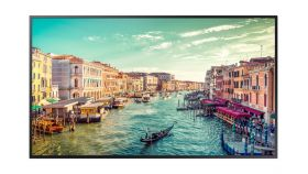 "Samsung LFD QM43R , 43"" professional display , 4k UHD 3840x2160 (16:9) 24/7, Contrast: 4000:1, Viewing Angle: 178/178, Brightness: 500 cd/m2, Video: 2xHDMI, DVI-D, Display Port, HDCP2.2, 2xUSB, Audio: Stereo Mini Jack"