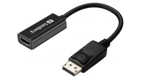 Sandberg SNB-508-95 :: Адаптер DisplayPort 1.2 към HDMI 1.4, 4K30