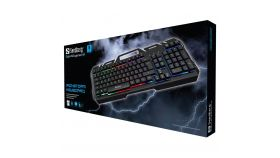 SANDBERG SNB-640-15 :: IronStorm геймърска клавиатура