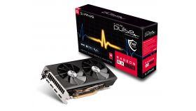 SAPPHIRE PULSE RADEON RX 570 8G GDDR5 DUAL HDMI / DUAL DP OC W/BP (UEFI)