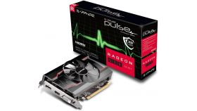 SAPPHIRE PULSE RADEON 550 2G GDDR5 HDMI / DVI-D / DP OC (64-BIT, UEFI)