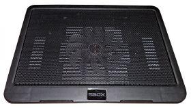 SBOX CP-19 :: USB поставка за лаптоп, с вентилатор 140х15