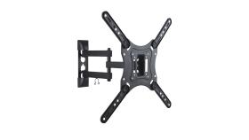"""SBOX LCD-443 :: Стенна стойка за LCD с наклон и завъртане, 23"""" - 55"""", до 30 кг"""