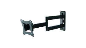 """SBOX LCD-903 :: Стойка за LCD монитор, за стена, 13-30"""",  до 15 кг, с двойно рамо"""