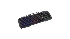 WHITE SHARK GK-1624 :: Геймърска клавиатура Viking, метална база