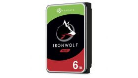 Хард диск SEAGATE Iron Wolf, ST6000VN001, 6TB, 256MB Cache, SATA 6.0Gb/s