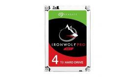 Хард диск SEAGATE Iron Wolf Pro, ST4000NE001, 4TB, 256MB Cache, SATA 6.0Gb/s, 7200rpm