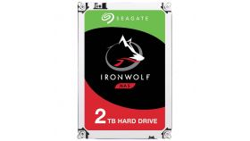 Хард диск SEAGATE IronWolf NAS 2TB 64MB 5900 rpm  SATA 6.0Gb/s