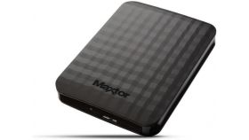 "Външен хард диск Seagate Maxtor M3 Portable, 2.5"", 500GB, USB3.0, STSHX-M500TCBM"