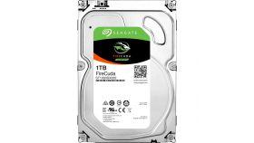 Хард диск SEAGATE FireCuda , 1TB, 64MB, 7200 rpm,  SATA 3, Hybrid, ST1000DX002