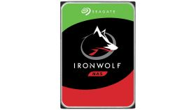 SEAGATE NAS HDD 3TB IronWolf 5900rpm 6Gb/s SATA 64MB cache 3.5inch 24x7 CMR for NAS and RAID rackmount systemes BLK