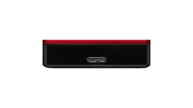 SEAGATE HDD External Backup Plus Portable ( 2.5'/4TB/USB 3.0) red