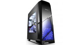 Кутия за настолен компютър Segotep Sprint Case Black