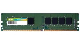 SILICON POWER DDR4-2400,CL17,UDIMM,4GBx1,(512Mx8 SR)