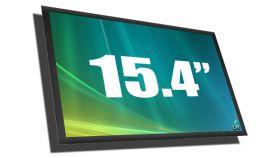 "15.4"" B154EW02 V2 LCD Матрица / Дисплей за лаптоп WXGA, МАТОВ  /62154011-G154-1-2/"