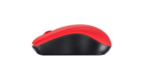 Speedlink SNAPPY Mouse - Wireless USB, 3-button, Range of up to 8m, 1,000dpi optical sensor, Suitable for right or left handers, red