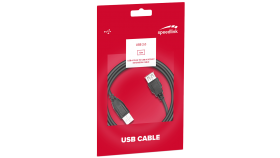 Speedlink USB 2.0 Extension Cable, Up to 480Mbit/s USB-A male connector, USB-A female connector, 1.80m Basic