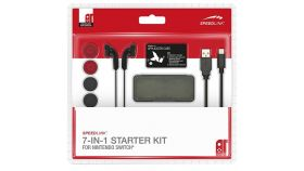 SPEEDLINK 7-IN-1 STARTER KIT - for Nintendo